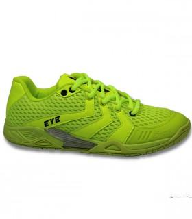 Chaussure squash S-Line Jaune - Eye Rackets | My-squash.com