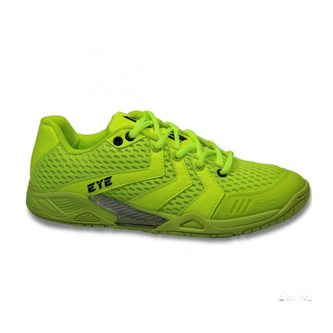 Chaussure squash S-Line Jaune - Eye Rackets   My-squash.com