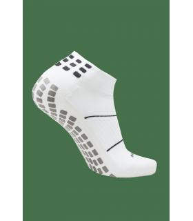 TRUsox non slip socks Mid 2.0 Blanc  1 |My-squash.com