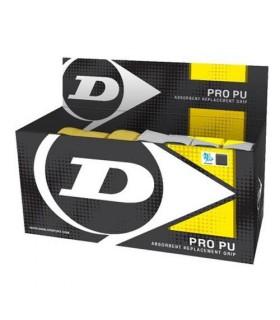 Dunlop Pro Pu - Boite de 24 grips |My-squash.com