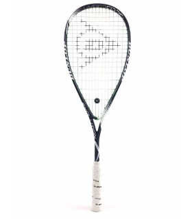 Dunlop Hyperfiber + Evolution Squash racket | My-squash.com