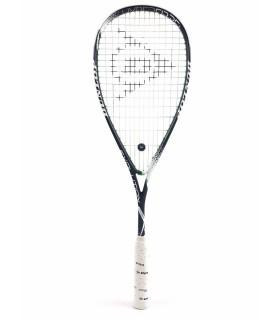 Raquette squash Dunlop Hyperfibre + Evolution | My-squash.com