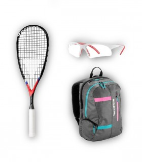 Mini El Sherbini Pack | My-squash.com