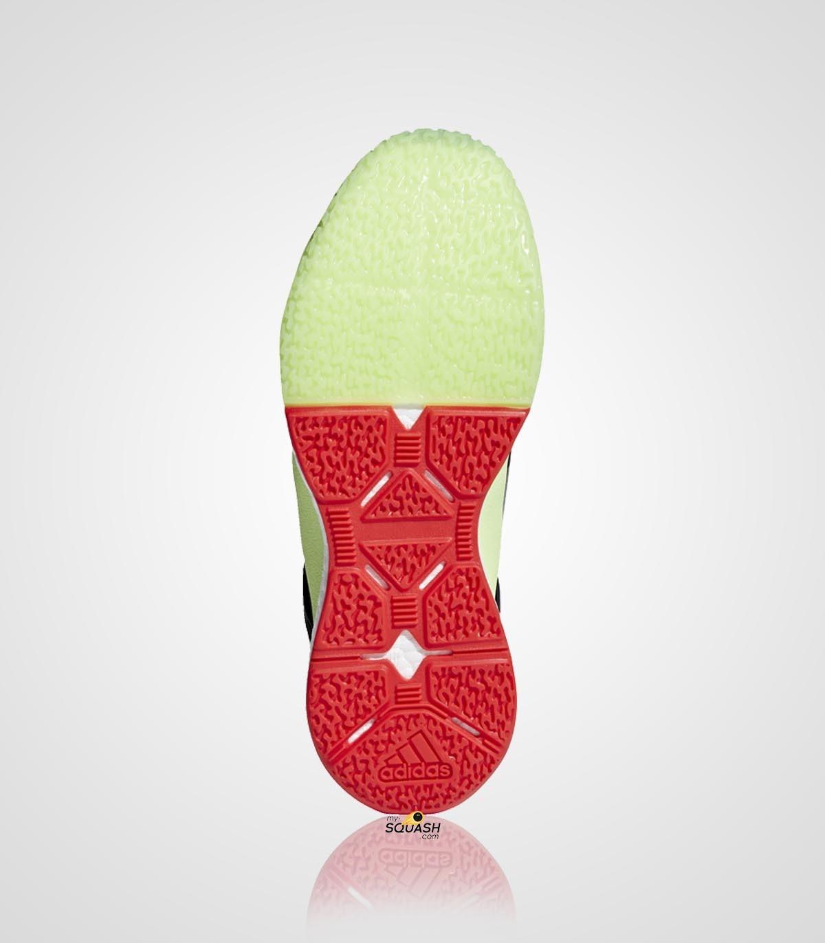 e3f22043f10 Adidas Stabil X Squash shoes