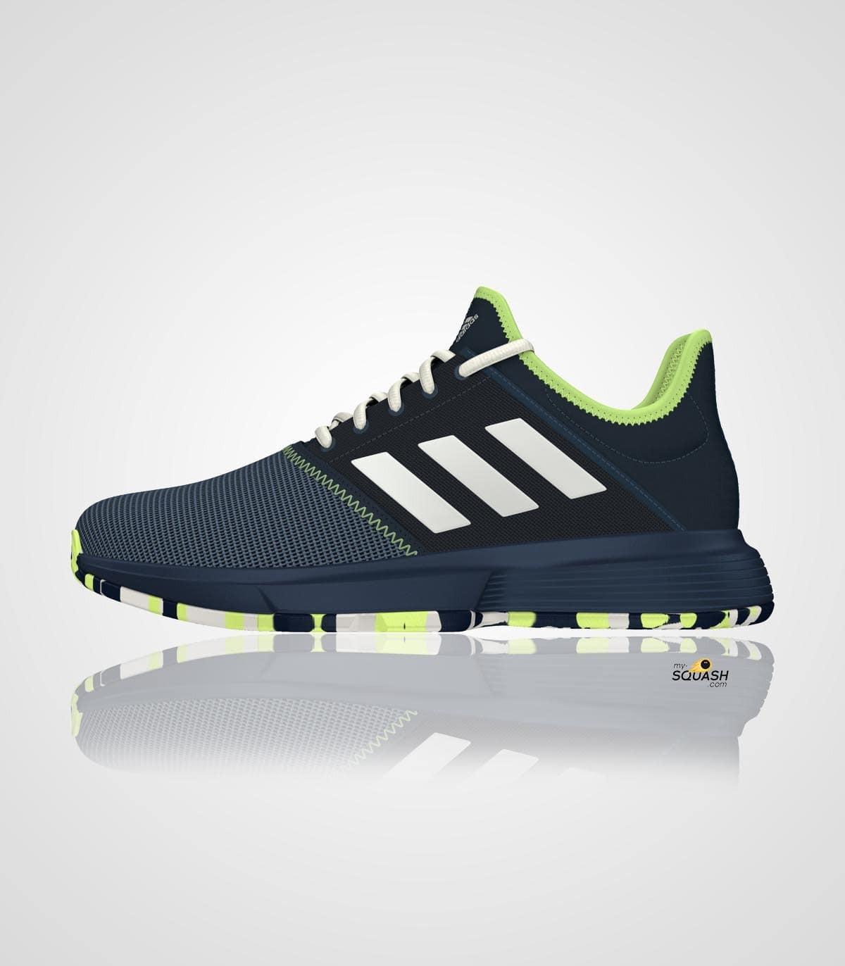 official photos 8820e 9e7b1 Adidas Gamecourt shoes