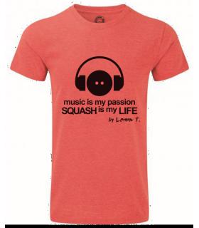 MUSIC SQUASH - MEN