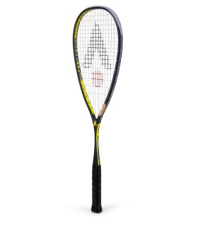 Karakal Black Zone Yellow Squash racket |My-squash.com