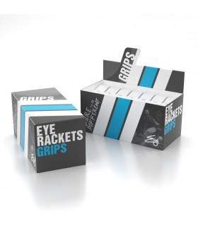 Grip Eye Rackets - Boîte de 24 Grips   My-squash.com