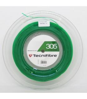 Cordage squash Tecnifibre 305 Squash vert 1.20mm | My-squash.com