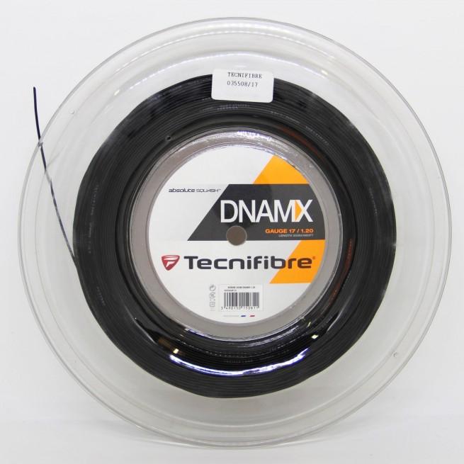 Cordage squash Tecnifibre DNAMX 1.20mm 200m | My-squash.com