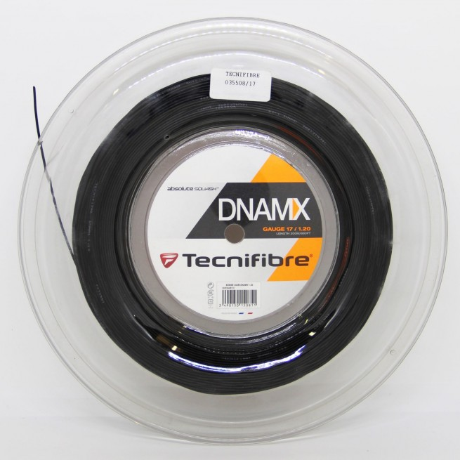 Tecnifibre DNAMX 1.20mm 200m Squash string