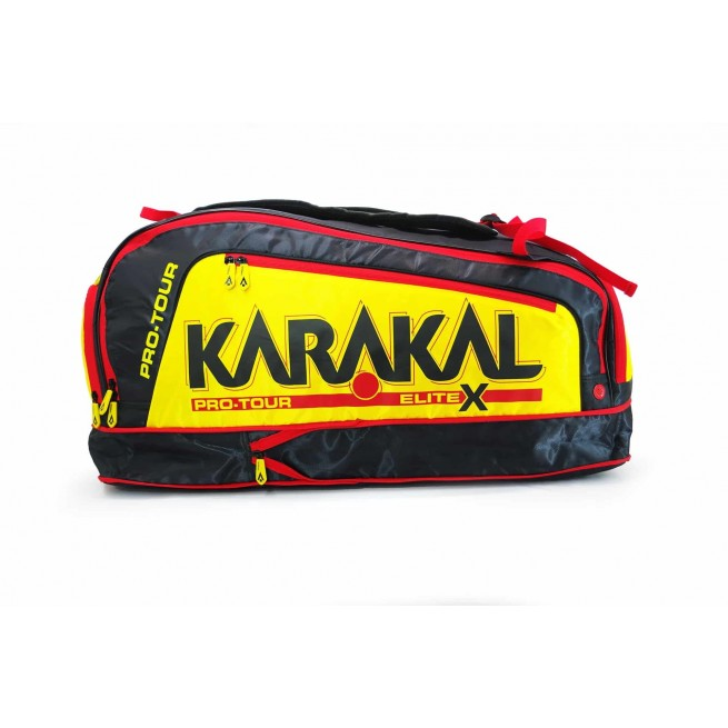 Karakal Pro-tour Elite X Racketbag | My-squash.com