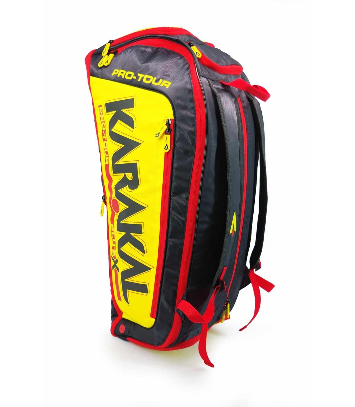 7bbb3f7e2d Karakal Pro-tour Elite X Racketbag