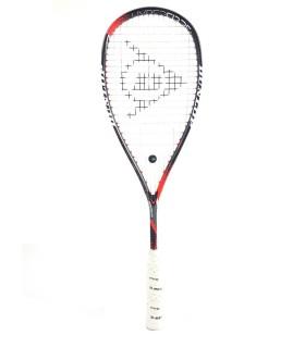 Dunlop HyperFiber + Revelation Pro LITE Squash racket