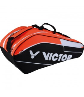 Victor Doublethermobag BR6211 Orange | My-squash.com