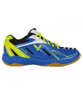 Victor SH-A360 Blue/Green Shoes | My-squash.com
