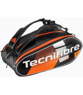 Orange Tecnifibre Air Endurance 12R 2020  | My-squash.com