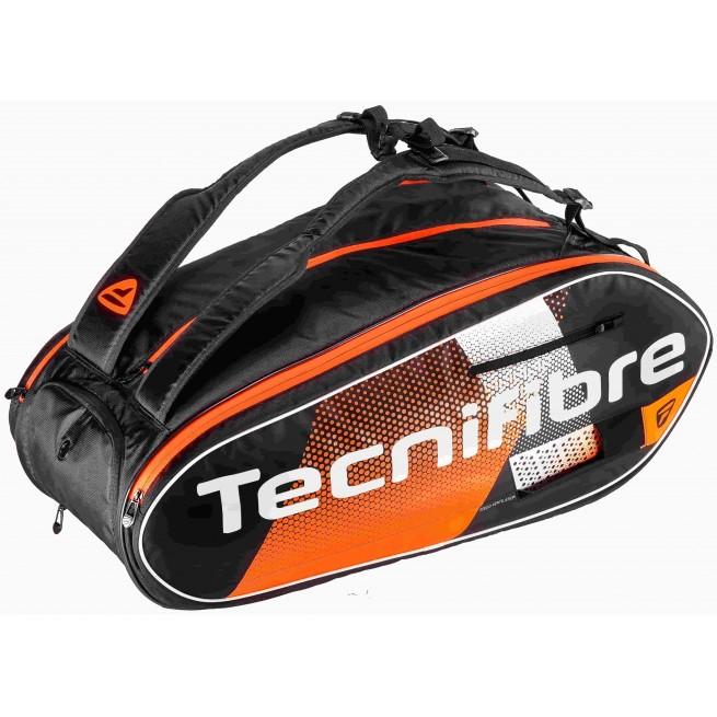 Orange Tecnifibre Air Endurance 12R 2020  |My-squash.com