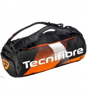 Orange Tecnifibre Rackpack Endurance bag | My-squash.com