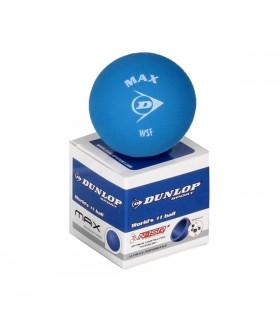 Balle de squash Dunlop MAX - 1 balle | My-squash.com