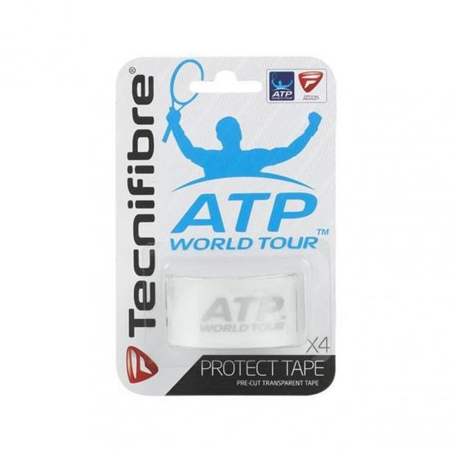 Transparent Protect Tape Tecnifibre (x4) | My-squash.com