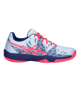 Chaussure Asics Gel-Fastball 3 soft sky diva pink