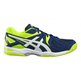 Asics Gel-Hunter Squash shoes blue for men| My-squash.com