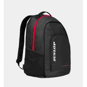 Dunlop Tac CX Team squash Backpack Red and Black | My-squash.com
