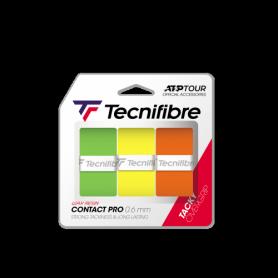 Sugrip Tecnifibre Pro Contact Multi-couleurs | My-squash.com
