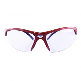Dunlop I-Armor Red Black protection squash goggles | My-Squash.com