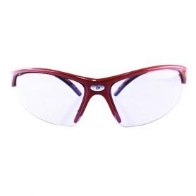 Dunlop I-Armor Red Black protection squash goggles | My-Squash.com