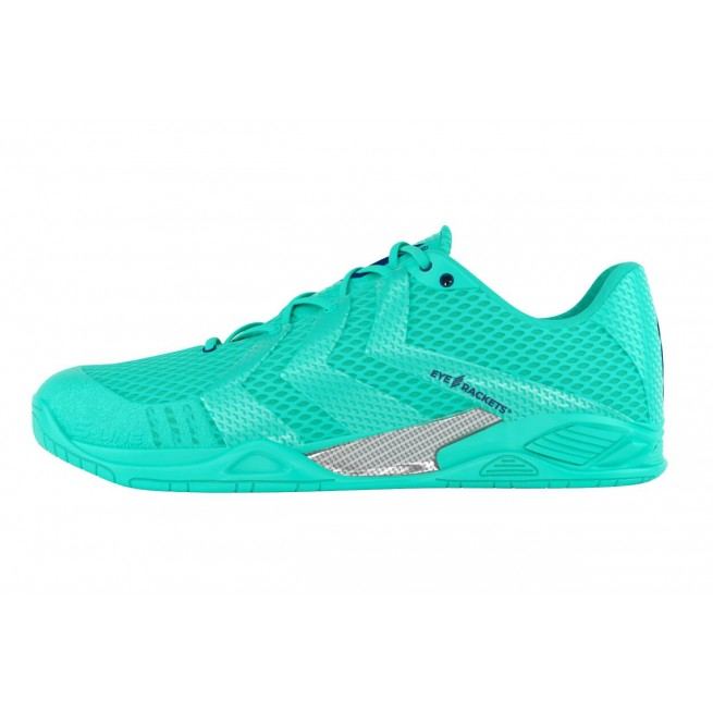 Eye Rackets squash shoes S-Line 2020 - Twilight Turquoise