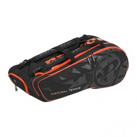 Dunlop NT 12 Rackets squash bag - Orange/Black| My-Squash.com