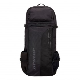 Sac de squash Dunlop Tac CX Performance long Backpack Noir / Noir