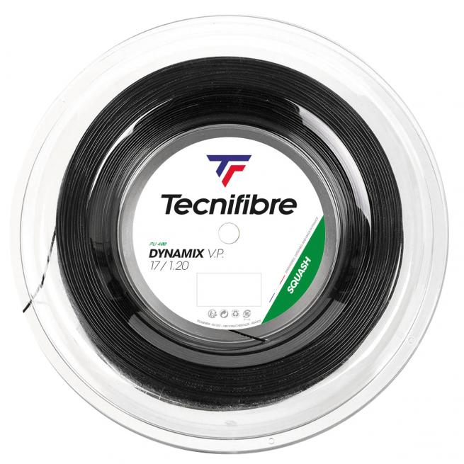 Tecnifibre DYNAMIX V.P. Squash String – 1.20mm Reel of 200m   My-Squash.com