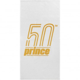Prince Heritage Towel White/Gold | My-Squash.com