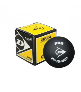 Head Premier Squash Balls Double Yellow Dot-Boîte de 12