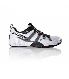 Chaussures de squash hommes Salming Kobra Blanches