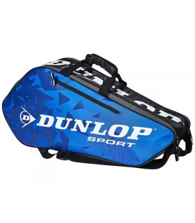 Dunlop Tour 6 Racket Blue Bag