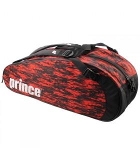 Prince Team 6 Racket Red Bag