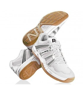 Salming Race R2 3.0 White Squash shoes | My-squash.com