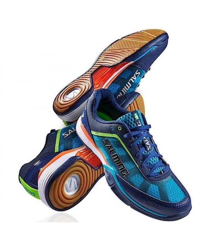 Salming Viper 2.0 Navy squash shoes