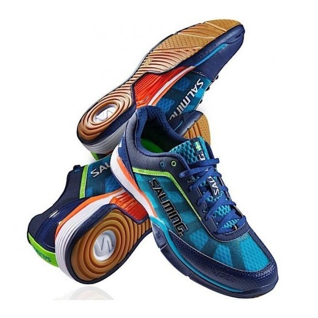 Salming Viper 2.0 Navy Squash shoes | My-squash.com