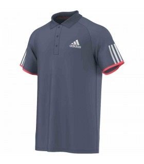 Adidas Club Polo Men Grey | My-squash.com