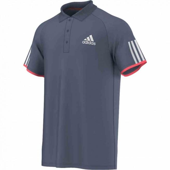 Adidas Club Polo Men Grey | My-squash.com