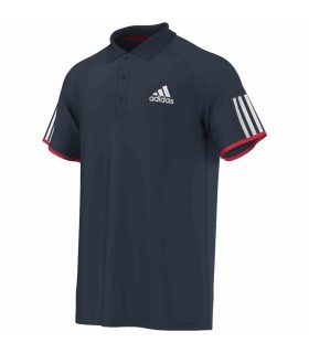 Adidas Club Polo Men Blue | My-squash.com