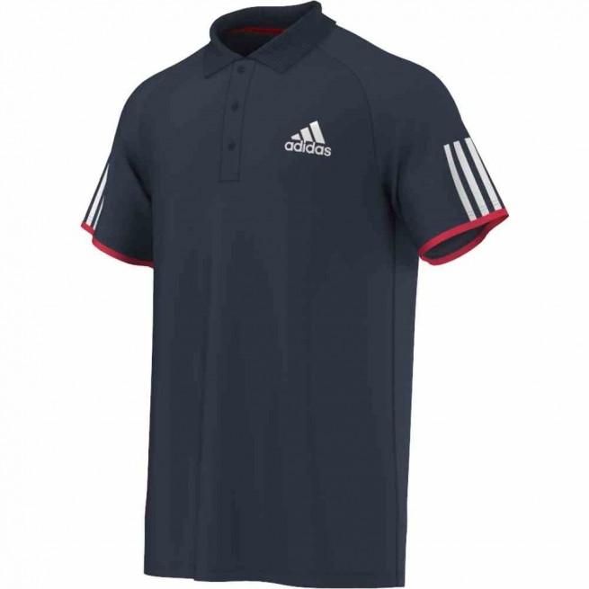 Adidas Club Polo Men Blue | My-squash.com