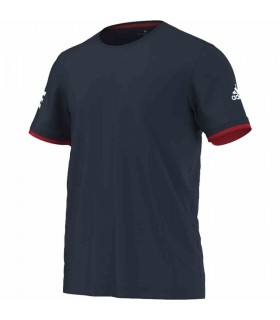 Adidas Club T-Shirt Men Blue | My-squash.com