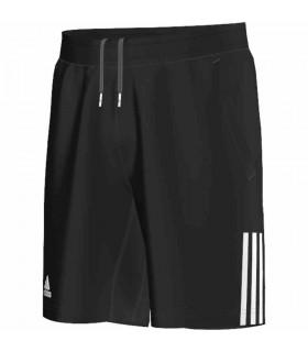 Adidas Club Shorts Men Black/ White | My-squash.com