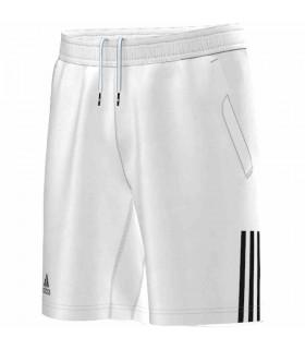 Adidas Club Short Homme Blanc | My-squash.com